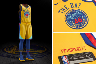 7c0f800ac Nike s NBA City Edition Uniforms Give the League an All-New Look