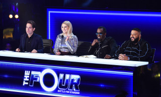 "P. Diddy, DJ Khaled Join Fox's New Singing Competition ""The Four: Battle For Stardom"""