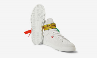 You Can Now Cop Every Silhouette From OFF-WHITE's Spring Sneaker Drop