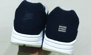 A Dover Street Market x Nike Air Max 1 Is Coming