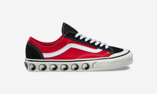 Vans Toasts the New Year With a Slew of Flamboyant New Arrivals
