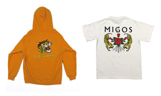 Migos Goes Gucci With New Bloomingdale's Merch