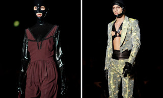 Moschino Put Gimps on the Runway at Milan Fashion Week