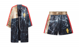 Michèle Lamy Teams up With clothsurgeon for Cozy Boxing-Inspired Capsule