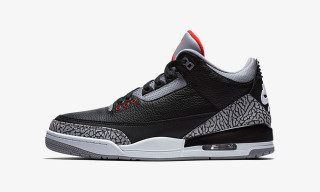 "How to Buy Nike's Air Jordan 3 ""Black Cement"" Today"