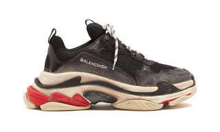 Balenciaga's Triple S Drops in Stealthy & Distressed Colorways