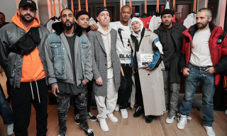 Here's What Went Down at Heron Preston's PFW FW18 Presentation