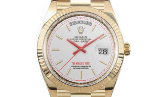 Here's What a Supreme x Rolex Collaboration Could Look Like