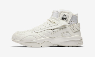 Both COMME des GARÇONS x Nike ACG Air Mowabb Colorways Drop Today