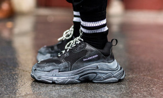 Balenciaga Changes Triple S Manufacturing From Italy to China