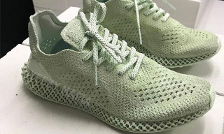 Daniel Arsham's adidas Futurecraft 4D Collab Has Leaked