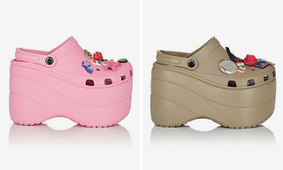 Balenciaga's Platform Crocs Sold Out Moments After Being Made Available to Pre-Order