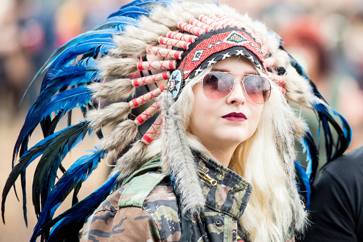 Fashion Music Should Also Stop Its Native American Cultural