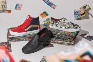 91f4d1a633f825 Vans x Marvel Sneaker Pack  Release Date