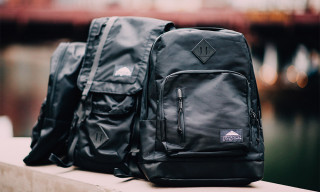JanSport's Carbon Collection Is Built for the Streets & Made for the City