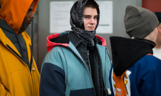 N.HOOLYWOOD Put Timberland and Lee Collabs on the Runway at NYFW:M