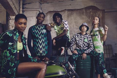 Nike U.S. Has Restocked the Nigeria 2018 World Cup Jersey ffd64f3bd