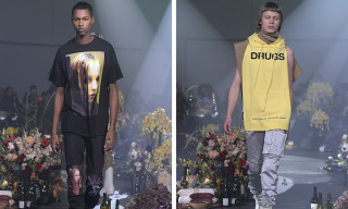 Here Are the References Behind Raf Simons' Drug-Fueled FW18 Collection
