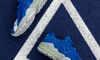 Mizuno & mita sneakers Team Up to Redesign 1998's Wave Rider 1