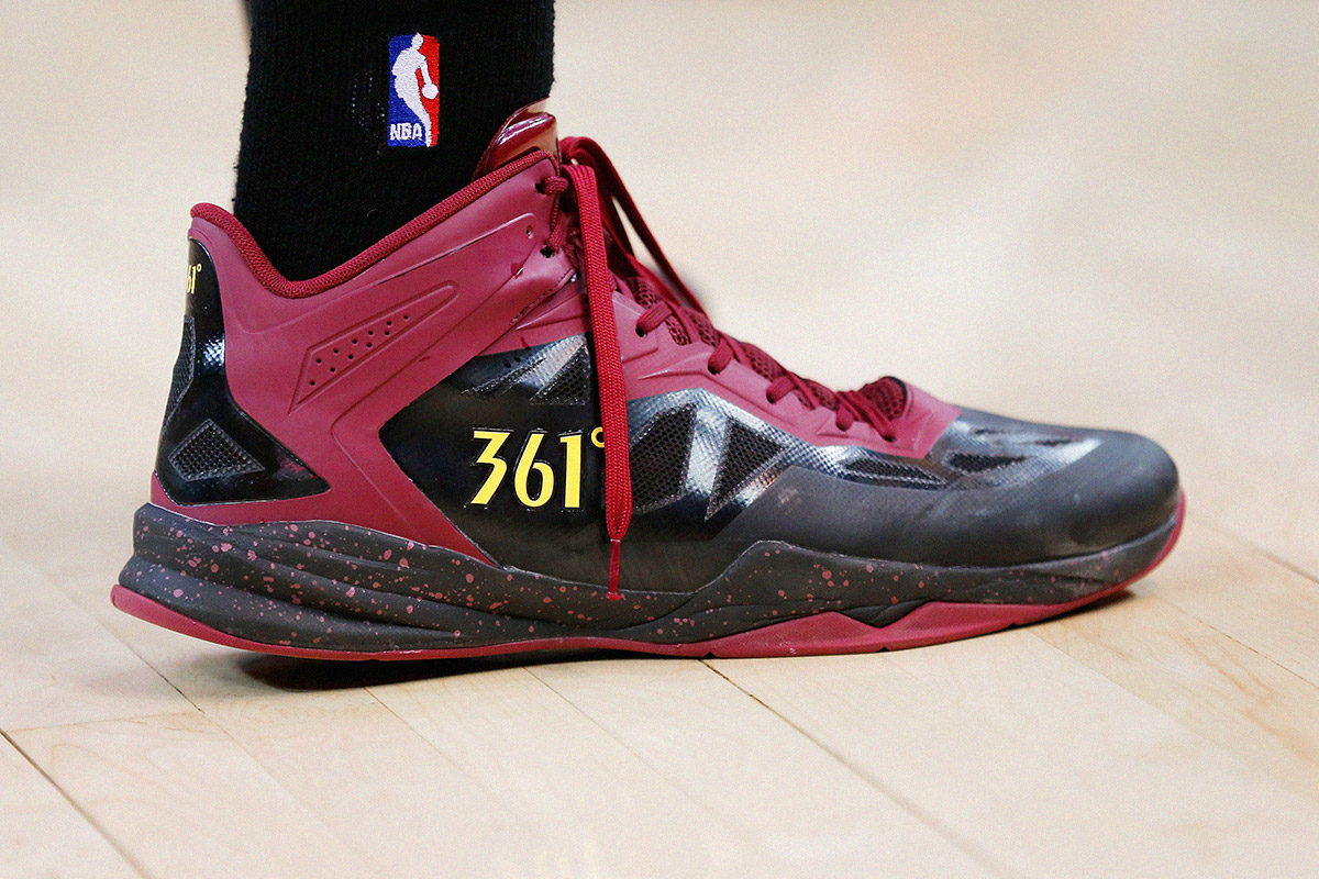 7758a4036 Basketball Shoe Brands. Li Ning Anta Peak And 361 Chinese Sportswear Brands