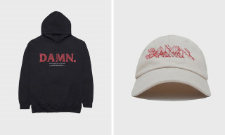 Kendrick Lamar's 'DAMN.' Merch has Officially Been Restocked