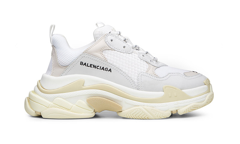 Balenciaga Triple S Sneakers with Suede Gr. EU 35 Fo8AE86V32