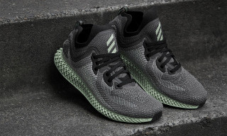adidas's AlphaEDGE 4D Is Dropping Again at Select Retailers