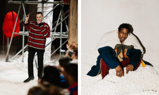 Raf Simons & the Post-Apocalyptic American Dream at Calvin Klein