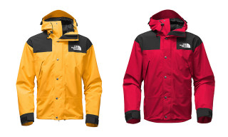 The North Face Retros Its Iconic 1990 Mountain Jacket