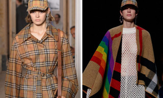 Here's Why Burberry's Nova Check Print Has a Problematic History
