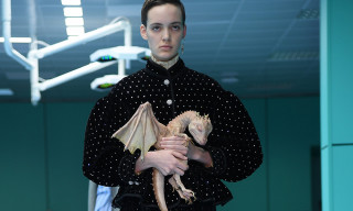 Gucci's FW18 Show Featured Dragons, Severed Heads & Yankees Merch