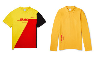 Vetements X DHL Just Popped up on MR PORTER and You Can Cop RN