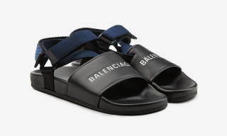 Please Don't Wear Socks With These Luxury Sandals