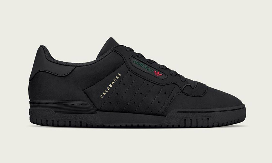 Kanye's Black YEEZY Powerphase Is Expected to Release This Month