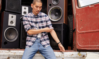 Levi's Looks to '80s & '90s Hip-Hop for Latest Collection