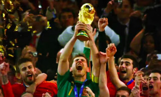FIFA World Cup Moments Are Celebrated in 100-Day Countdown