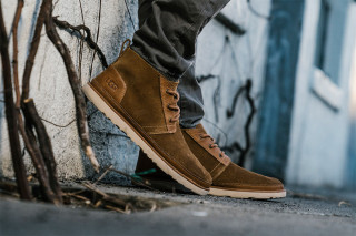 The Ugg Neumel Chukka Goes Unlined For Year Round Style
