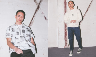 EDWIN Teams With Filmmaker Zach Sebastian on New Screen-Printed Collection