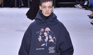 "Who Are The ""Speed Hunters"" from Balenciaga's FW18 Collection?"
