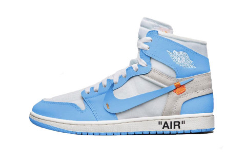 particulier Off Air Blanc X Jordan 1 Version Unc Le moins cher VE0q3Z