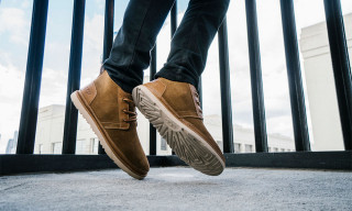 The UGG Neumel Chukka Goes Unlined for Year Round Style You Can Flex In