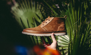 Going Beyond the Beach With the Unlined UGG Neumel Chukka
