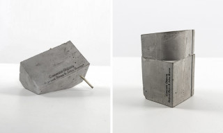 These Concrete Objects Sculptures Are a Minimalist's Dream