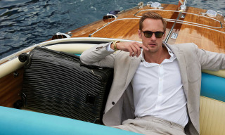 Watch Alexander Skarsgård Do His Best to Damage This Ultra-Durable Travel Case