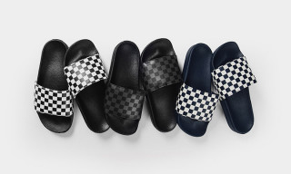 "Vans' ""Checkerboard"" Slides Are Essential for Summer"