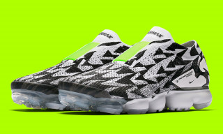 Official Images of the ACRONYM x Nike Air VaporMax Moc 2 Have Surfaced Online