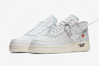 Off White Shoes Air Force