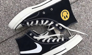 This Custom Converse All-Star With A Nike Swoosh is the Ultimate Mashup