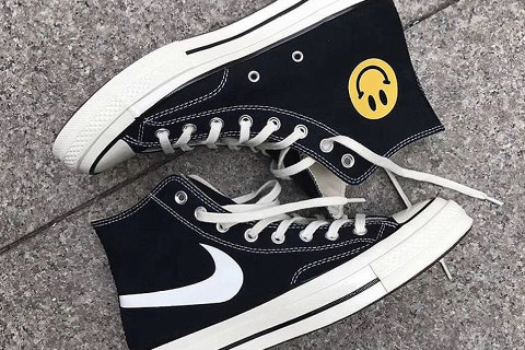 This Custom Converse All-Star With a Nike Swoosh Is the Ultimate Mashup 16ef1ba2e