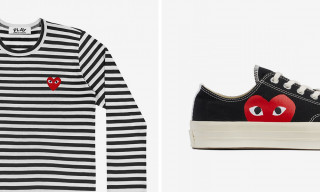These Are the Must-Have Items From COMME des GARÇONS PLAY